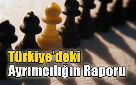 """Türkiye'de """"Ayrımcılık"""" ne boyutta?"""