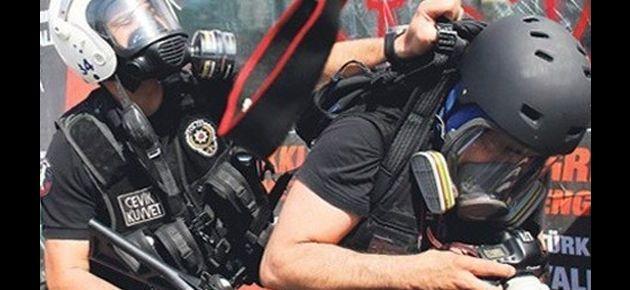 'Türkiye'de basın özgür değil'