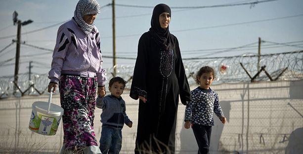 Türkiye'de bulunan Suriyeli mülteci sayısı kaç?