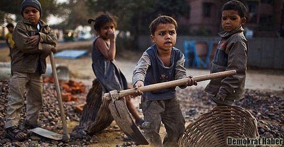 Türkiye'de çocuk işçi sayısı 1 milyon
