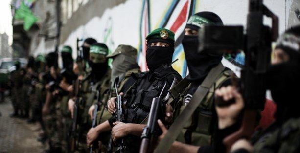 'Türkiye'de eğitilen Hamas militanları gözaltında'