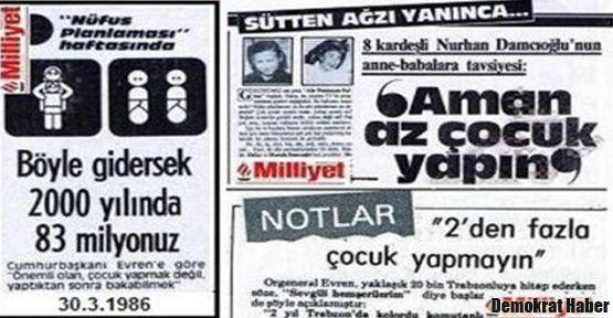 Türkiye'de kürtajın kısa tarihi