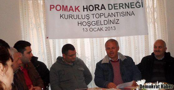 Türkiyeli Pomaklar örgütlendi
