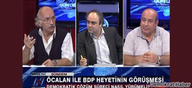 'Türkiye'nin 3 tarafı Kürdistan'
