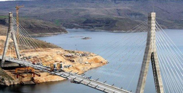 Türkiye'nin 3'üncü büyük köprüsünün adı 'Recep Tayyip Erdoğan' oluyor