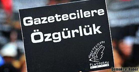 Türkiye'nin rekoru: En fazla gazeteci hapseden ülke