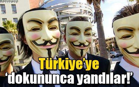 Türkiye'ye 'dokununca yandılar!'