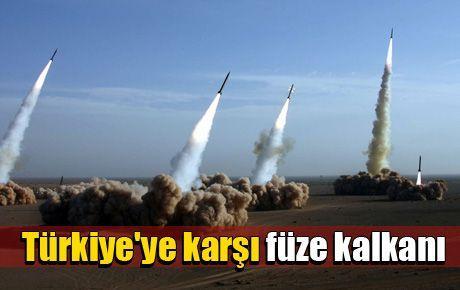 Türkiye'ye karşı füze kalkanı