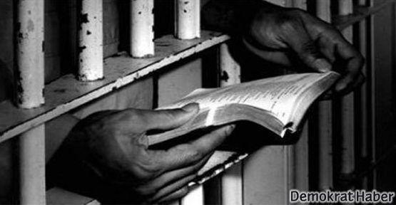 Tutuklular kapıları döverek eylem yapacak