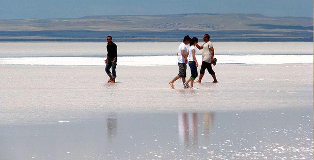 Tuz Gölü hızla ölüme sürükleniyor!