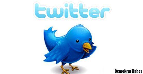 Twitter 2 saat çöktü