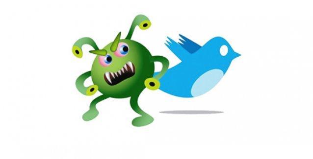 Twitter'daki 'şarkı virüsü'ne dikkat!