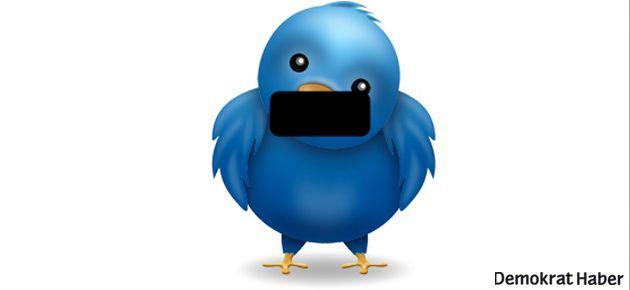 Twitter'da 'Gezi' sansürü