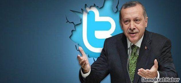 Erdoğan'ın Twitter ile savaşı dünya basınında