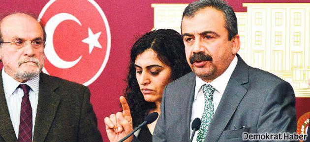 Üç BDP'li vekil istifa etti