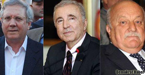 Üç büyük kulübün başkanlarına ceza yağdı
