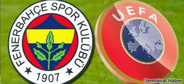 UEFA'dan Fenerbahçe'ye özel uyarı