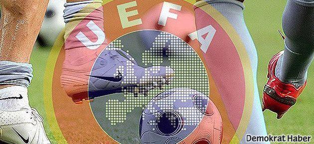 UEFA'dan ırkçılık cezası
