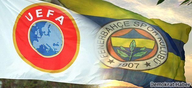 UEFA'dan Yargıtay ve Fenerbahçe açıklaması