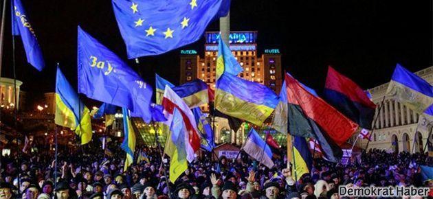 Ukrayna Başbakanı: 'Darbe işaretleri var'