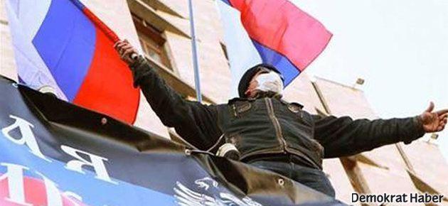 Ukrayna'da bir bölgeden daha bağımsızlık ilanı