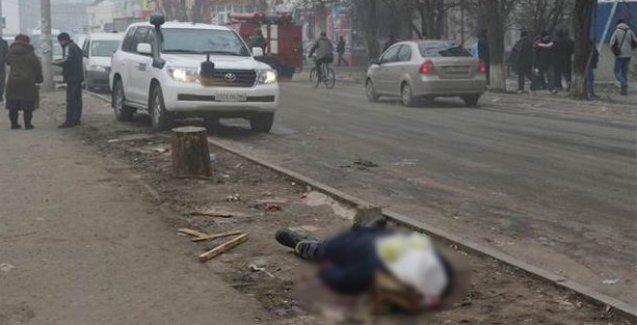 Ukrayna'da füzeli katliam: En az 30 ölü