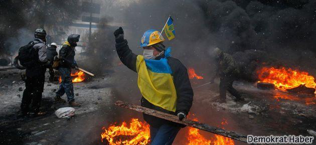 Ukrayna'da kriz görüşmesinden sonuç yok