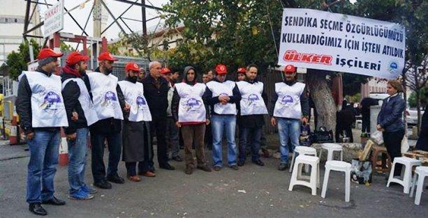 Ülker işçileri: Sizi biz mutlu ettik, siz bizi işten attınız