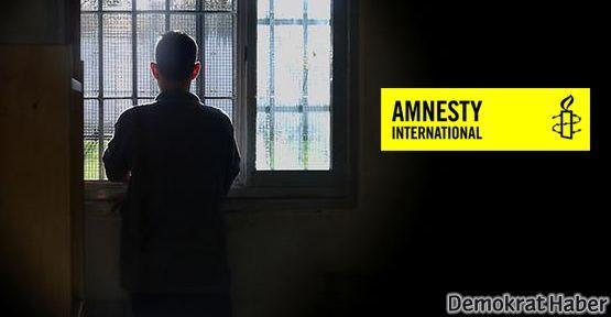 Af Örgütü: Düşünce özgürlüğü kısıtlanıyor!