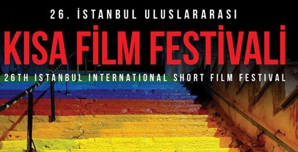 Uluslararası İstanbul Kısa Film Festivali Başlıyor