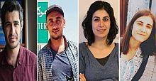 JINHA ve DİHA'dan 4 muhabir Nusaybin'de gözaltına alındı