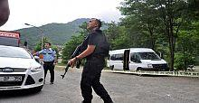 Trabzon Maçka'da çatışma: 1 Özel Harekat Polisi yaralı