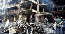 Bağdat'ta intihar saldırısı: Ölü ve yaralılar var