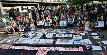 Cumartesi Anneleri'ne Berlin'den destek