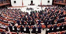 Anayasa değişikliği teklifi saat 17.30'da Meclis'te