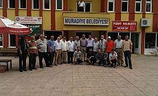 Muradiye Belediye Eş Başkanı Tunç gözaltına alındı
