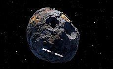 NASA, değeri katrilyonlarca dolar olan asteroidin peşinde