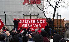 13 fabrikada 2 bin 200 işçi greve gitti