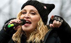 Madonna'ya 'Trump' soruşturması