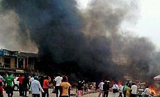 Nijerya savaş uçakları 'yanlışlıkla' mülteci kampı vurdu