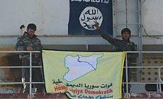 SDG, Rakka'nın doğusunda 8 köyü IŞİD'den aldı