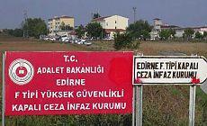 Demirtaş'ın tutuklu bulunduğu Edirne F Tipi Cezaevi'nde açlık grevi
