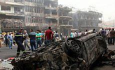 Bağdat'ta bombalı saldırı: En az 15 ölü