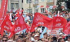 CHP, referandum şarkısı alamadı