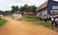 40 polis memurunun başı kesildi