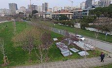 Fenerbahçe sahiline 7 tenis kortu projesi iptal