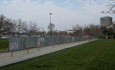 Fenerbahçe Sahili kapatılıyor: Bisiklet yolu kaldırılıp tenis kortu yapılacak