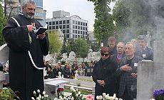 Ermeni Soykırımı'nın 102'nci yıl dönümünde Sevag Balıkçı mezarı başında anıldı