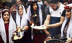 Ezidi Kültür Festivali yasaklandı