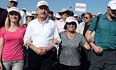 Süryani Dernekler Federasyonu'ndan 'Adalet Yürüyüşü'ne destek